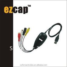 USB 2.0 Video Capture Adapter for Windows Xp/2000/ Vista/ Win7/Win 8