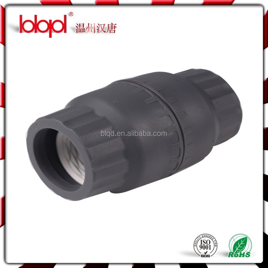 Air compression fittings pp pipe couplers duct