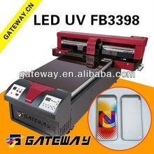 Large format UV flatbed printer for advertisement CISS flatbed printer A1 Mobile phone printer case for printer case