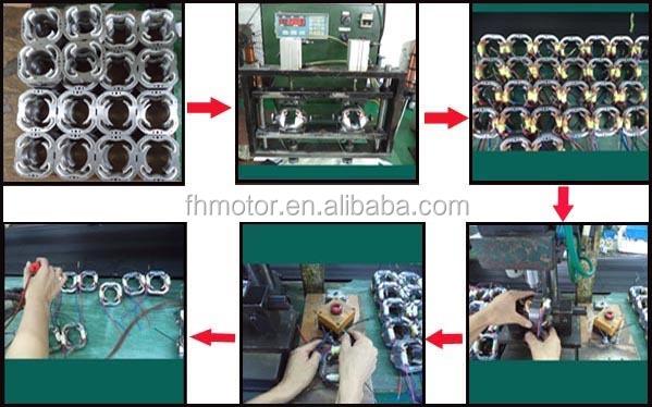 550W mixer grinder parts ac motor 8824
