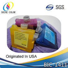 330ml 6 color BCI - 1411 compatible ink cartridge for Canon W7200 W8200 W8400