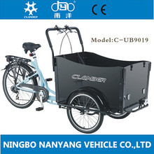 family cargo bike used / reverse trike / delivery tricycles