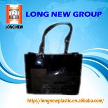 E New Fashion pvc reusable shopping bag