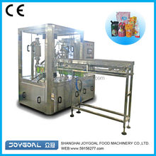 High quality Doy pack filling and capping machine