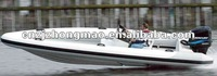 Hypalone RIB boat 710cm with console approved CE
