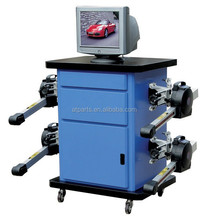 car repair euipment AT-G670 3D tire wheel alignment from reliable suppliers with CE and ISO