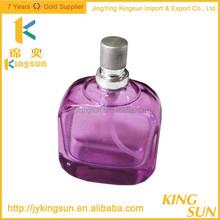 30ml square car air freshener glass bottle on sale