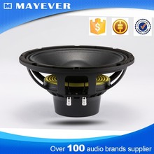 12ND500 guangzhou professional audio 12 inch profesional high power theater subwoofer for outdoor/club