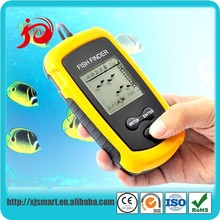 2015 new Waterproof 16 Levels Grayscale Portable Sonar Fish Finder