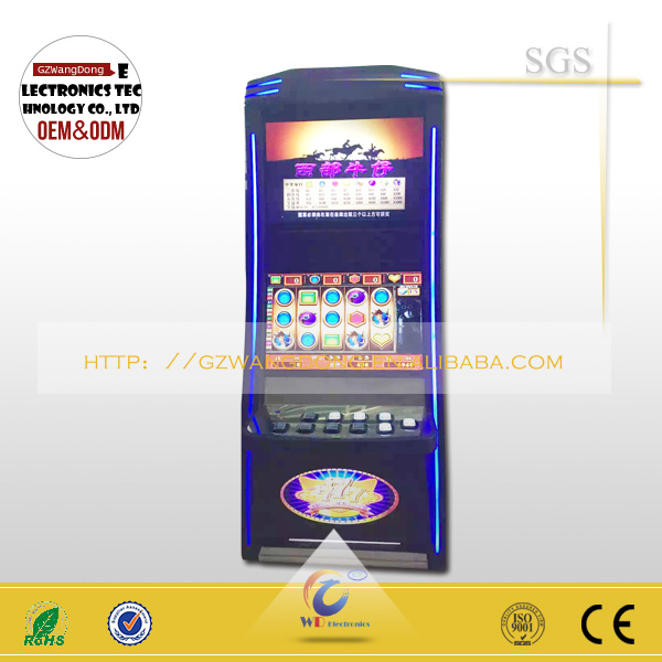 Training slot machine
