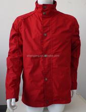 2015 warm spring red man jackets