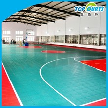 Modified PP portable floor for basketball clubs