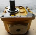 Bulldozer shantui peças de funcionamento da bomba 07444-66103, sd22 tratores bomba hidráulica