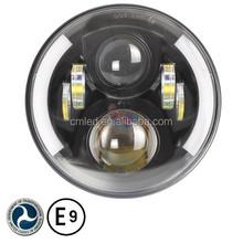 Eagle Lights 8700 Chrome Harley Daymaker LED Headlight for Harley Davidson Motorcycles