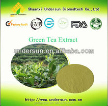 100% natural green tea extract pwder Catechins 60% 80% 85%