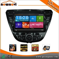 8'' mirror link pioneer car dvd player with bluetooth function, 3G WIFI Dongle for HYUNDAI Elantra