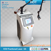 Medical CE scar removal fractional co2 laser beauty device