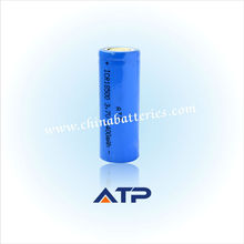 medical instruments battery 3.7v 1400mah ICR18500 Li-ion rechargeable battery