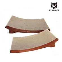 2015New product for cats scratcher toy cardboard scratcher