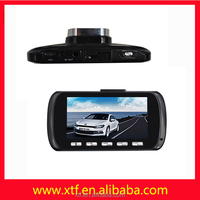 2015 new wide Angle motion detecting double lens car parking sensor system front camera