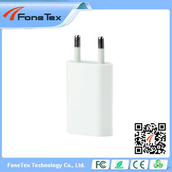 Best selling mini size portable UL/FCC approved wholesale mini usb wall charger for iphone