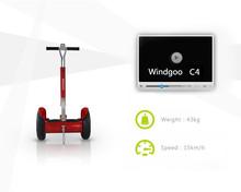 Por DHL a este país europeo Windgoo confiable, fácil de operar orugas vehículo