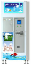 Fresh milk vending machine/ milk dispenser/milk vendor/ with IC card & coin acceptor
