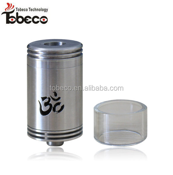 2015 new edition tobeco authentic original turbo rda, turbo atomizer v2