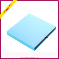 Hot sell blue sky printing gift paper box fashion paper package