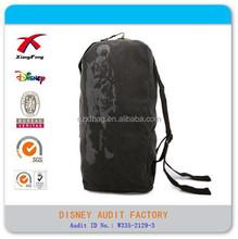 Canvas travel bag backpack travel