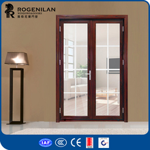 ROGENILAN-75 AS2047, apartment aluminium frame paint colors double 48 inches exterior doors