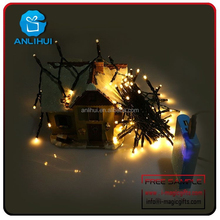 New LED warm white copper wire USB christmas party decorative firefly light
