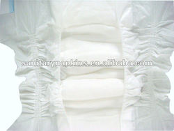 Disposable cotton sleepy Baby diaper for sale