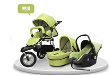 HOT SELLING BABY STROLLER 3 IN 1 WITH EN1888 CERTIFICATION