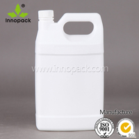 HDPE White 10 liter jerry can for lubricant packing wholesale