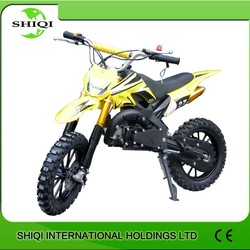 Hot Selling Gas Powered 50cc Dirt Bike For Kids /SQ-DB01