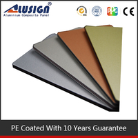 PVDF Coating ACP we offer 20 years guarantee pop designs for decorative ceiling