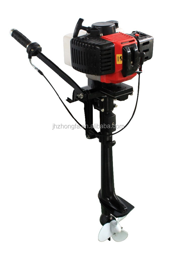 2 Stroke 2 5hp Chinese Outboard Motor With Air Cooled