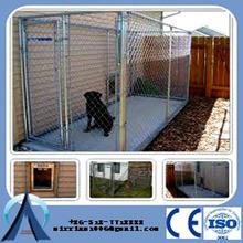 5'x10'x6' powder coated easily installation medium big dog kennels