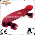 cor opcional de peixe skate completo