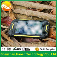 China OEM Mobile Phone with walkie talkie PTT WCDMA1900/2100 quad core Shenzhen rugged waterpoof Cell Phone