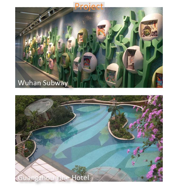 수영장 모자이크 타일 디자인 벽 배경-모자이크 -상품 ID:60376789937 ...