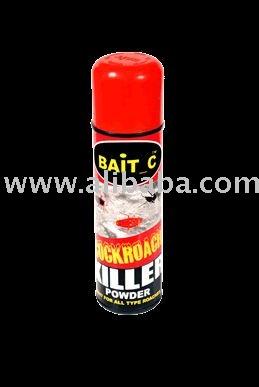 Bait-c ( especial asesino de la cucaracha pero de seguridad de extremo a extremo humano 100% )