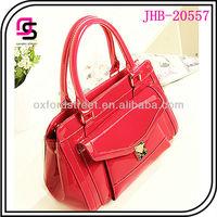 Patent leather handbag wholesale