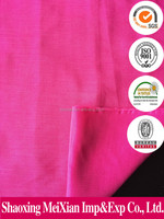 High Quality Competitive Price dyed Wool Peach Full Polyester Woven Fabric for Dress Summer Trousers