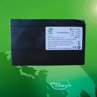12v light weight battery packs /12v 7ah torch light rechargeable battery / small rechargeable 12v battery 7Ah