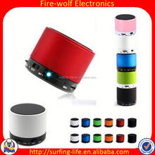 Manufacture with over 13 year experience customized mini s10 speaker as Bar gift