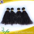 Malasio de la virgen del pelo el tejer / trama ondulado natural y la onda del cuerpo se puede teñir cualquier color