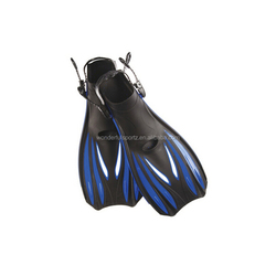 Hot style rubber swimming/diving fins manufacturer