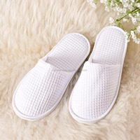 Washable bedroom sponge Waffle Slippers
